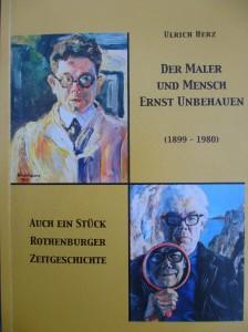 Titel des Buches von Ulrich Herz