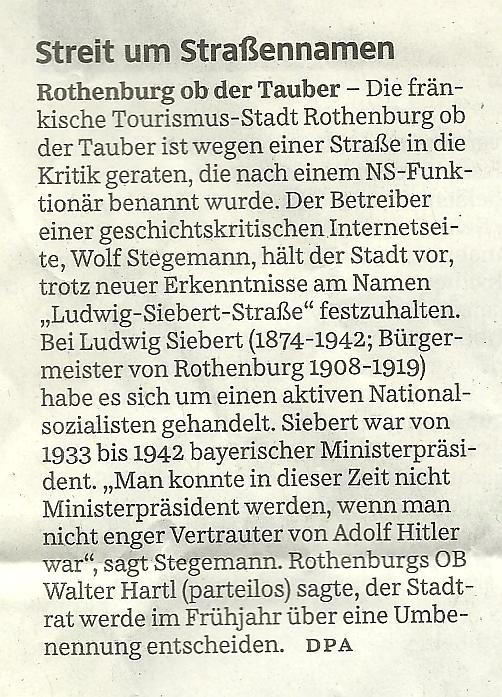 """""""Süddeutsche Zeitung"""", 25. November 2014"""