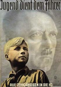 NS-Propaganda-Plakat