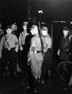 Stegmann bewaffnete die SA (1931)