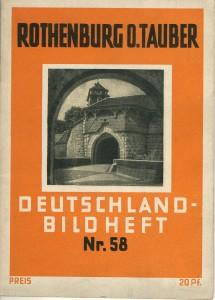 Kleiner Stadtführer 1933