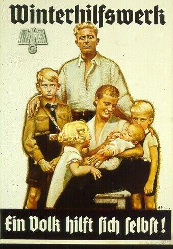 NS-Propagandaplakat