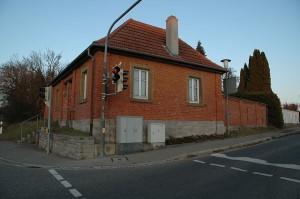 Das Tahara-Haus am jüdischen Friedhof heute
