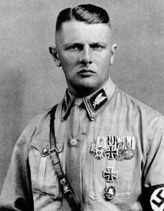 SA-Führer Wilhelm Stegmann