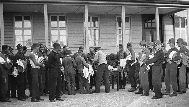 """Herzog Friedrich v. Rothenburg"" 1935; Foto: Sammlung Babel"