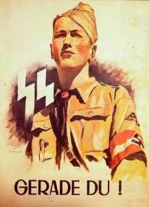 Von der Hitlerjugend zur SS