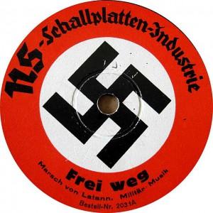 Die Schallplatten-Industrie boomte