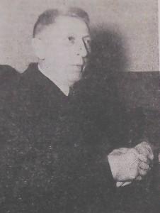 Pfarrer Wolfgang Müller