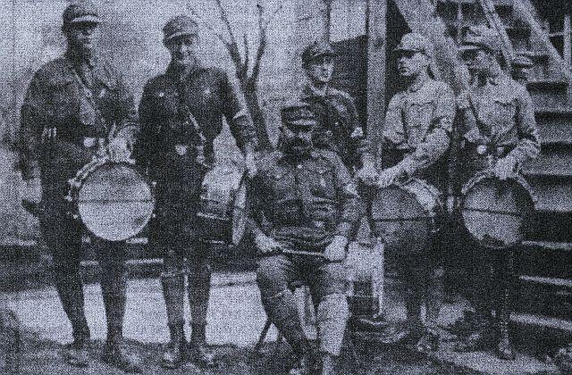 Rothenburger SA vor 1933 (Jahr und Namen nicht bekennt); Foto: FA