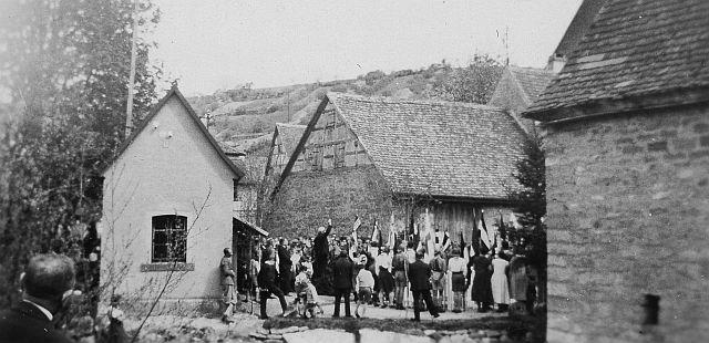 Hitler-Eiche in Detwang