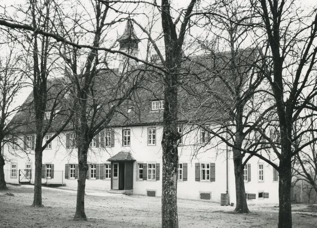 RAD-Arbeistlager Siechhaus; Foto: Stadtarchiv Rothenburg (W. Welzer)