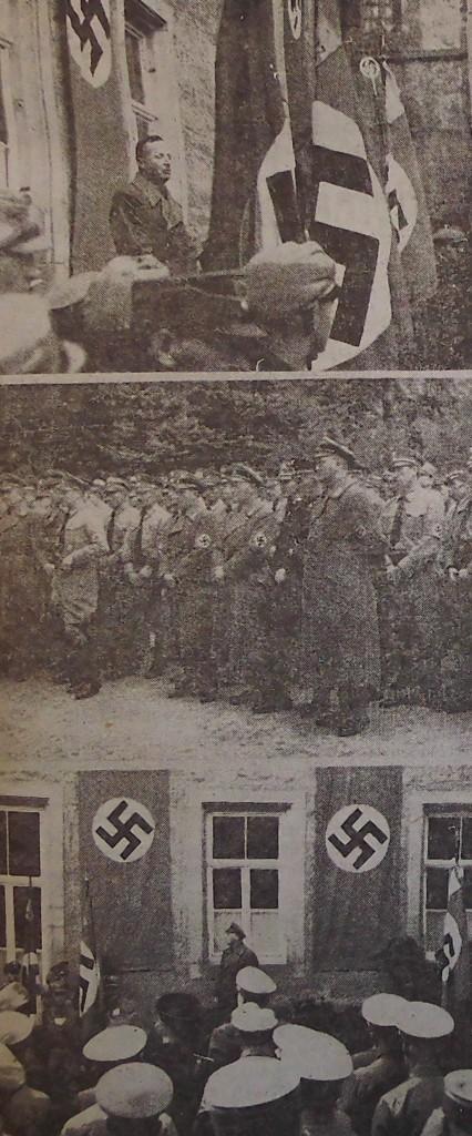 Bilder der Eröffnung