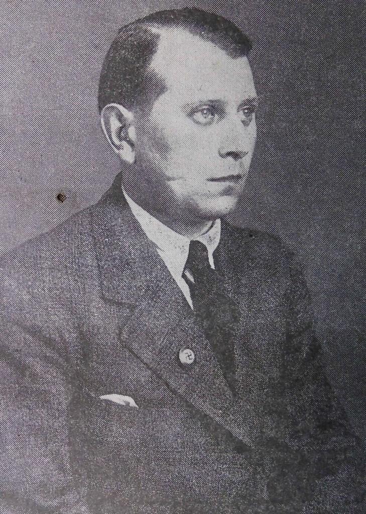 Neuer NS-Oberbürgermeisterin Rotheneburg 1936: Dr. jur. Friedrich Schmidt