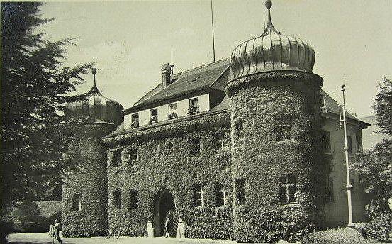 Gefängnis Landsberg in den 1940er-Jahren