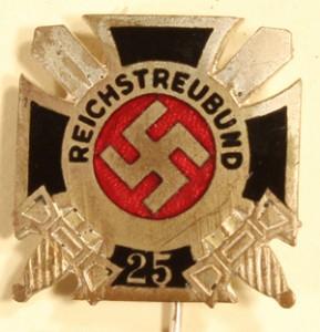 Soldatenbund-Anstecker