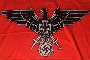 Fahne des Soldatenbundes