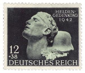 Sonderbriefmarke 1942