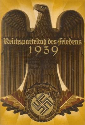Dieser Ankündigung folgte 1939 kein Reichstag mehr