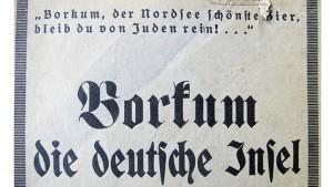 Eine der Hetzschriften Münchmeyers