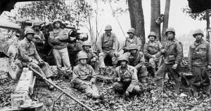 US-Soldaten 1945