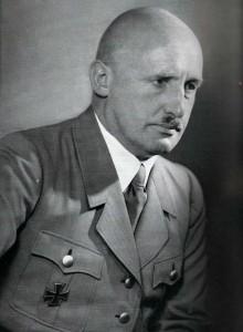 Julius Streicher, Gauleiter von Franken