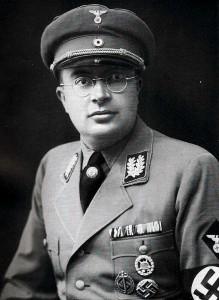 Dr. Otto Hellmuth, Gauleiter von Mainfranken