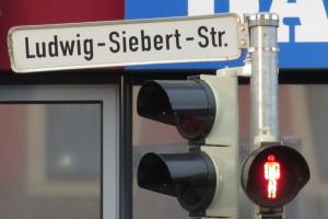 Ludwig-Siebert-Straße seit 2015 passee