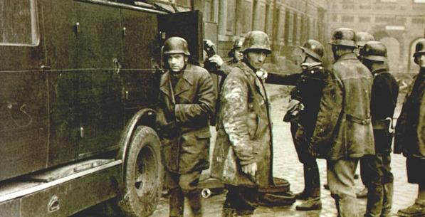 Feuerwehr im Kriegseinsatz an der Heimatfron