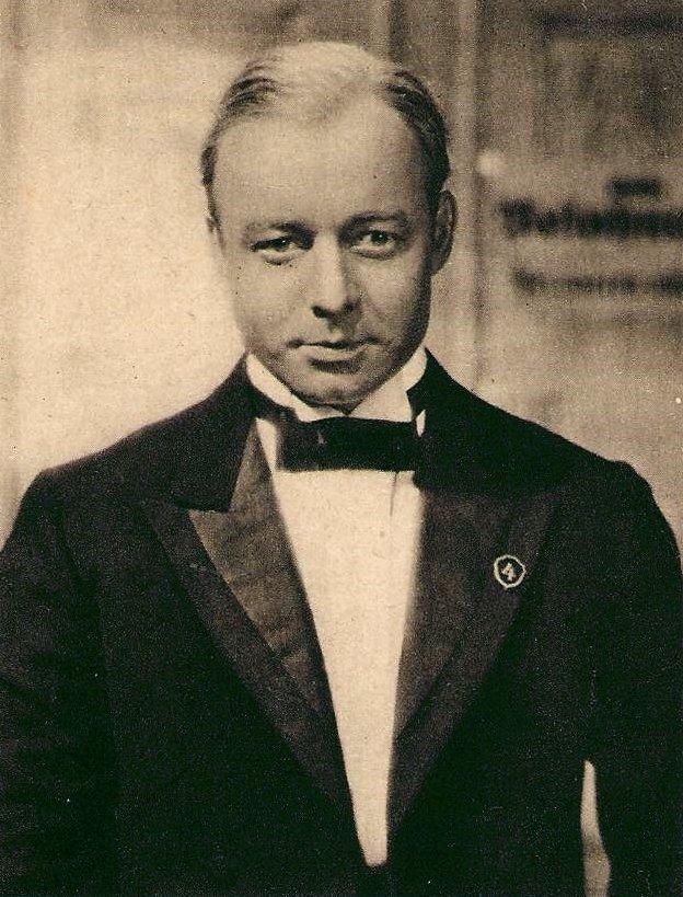 """Heinz Rühmann (1937) war Regisseur von """"Lauter LIebe"""", der 1939 in Rothenburg gedreht wurde."""