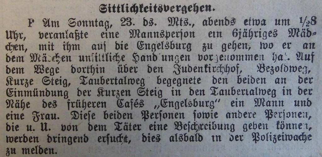 Fränkischer Anzeiger, April 1933