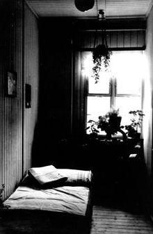 Bordellzimmer im KZ Buchenwald