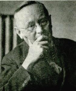 Stadtamtmann Hans Wirsching; Foto entnommen FA
