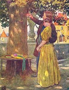 Die Dorflinde, ein Symbol von Heimat