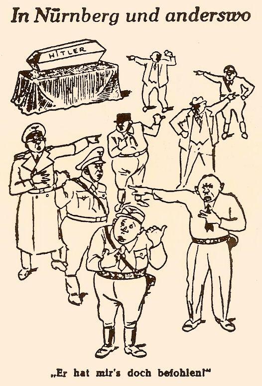 Karikatur 1946