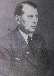 NS-Bürgermeister Friedrich Schmidt