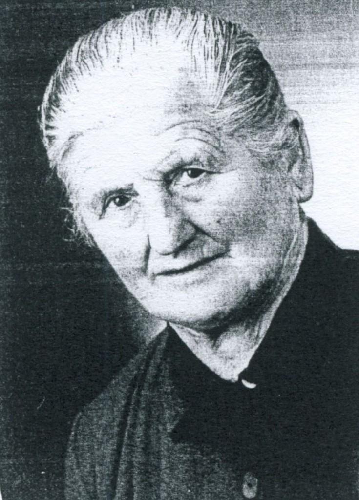 Die Witwe Maria Rößler (1893 bis 1975)
