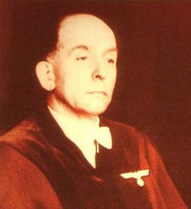 Roland Freisler, Volksgerichtshof-Präsident