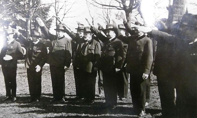 Vorstand der Schützengilde