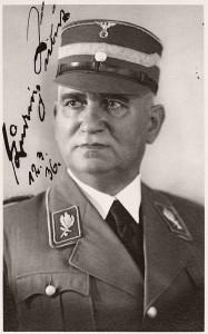 Ludwig Siebert, ein Paladin des Führers