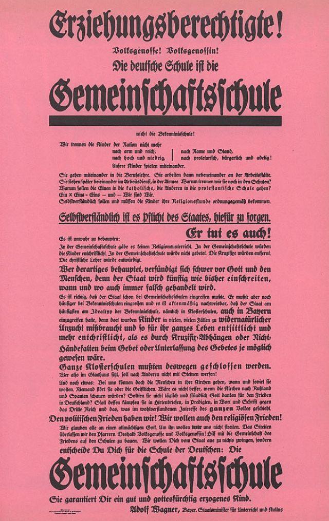 Informationsblatt für die Gemeinschaftsschule