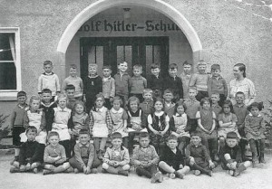 Adolf-Hitler-Schule in Enzberg
