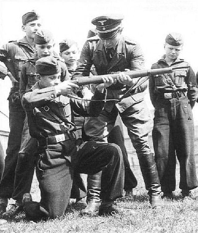 Training für den Krieg