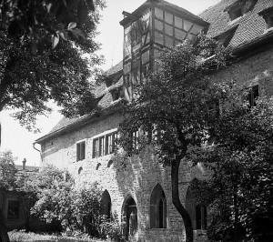 Im Stadtmuseum waren die Gegenstände von Fammy Löwenthal gelagert; Foto: Reichsstadtmuseum gelagert