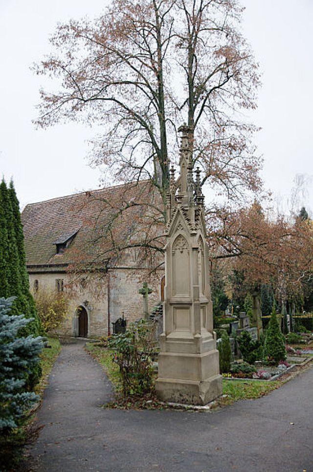 Friedhofskapelle; Foto: tilman