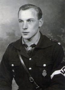 Fritz Gehringer als HJ-Führer