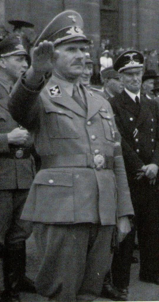 Wilhelm Seitz; Foto entn. Ansbach unterm Hakenkreuz