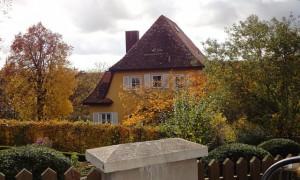 Anwesen am Nuschweg; Foto: Schreglmann