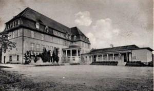 Lagergebäude am Topplerweg (spätere Topplerschule)