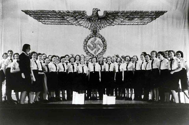 Jungmädel-Chor
