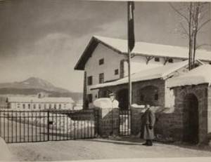 Die SS-Junkerschule in KLagenfurt
